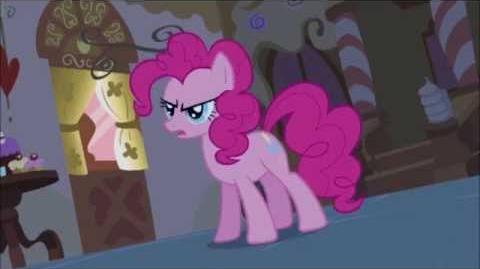 Evil Enchantress Pinkie Pie - Arabic