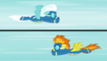 Fleetfoot and Spitfire fly toward each other S6E7.png