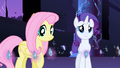 Fluttershy and Rarity with Elements of Harmony S01E02.png