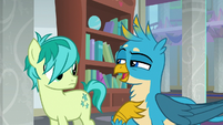 """Gallus """"are we not being sweet and friendly"""" S8E1"""