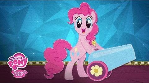 My Little Pony Polska - 'Zapisywanie Imperium Kryształowego' Ep.5 Heartfelt Scrapbook