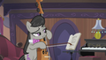 """Octavia Melody """"all these wedding songs are so"""" S5E9.png"""