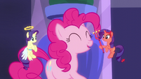 "Pinkie Pie ""if you say so!"" S6E9"