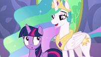 "Princess Celestia ""that's why we're proud"" S7E1"