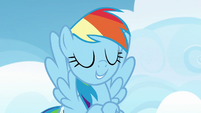 "Rainbow Dash ""official friendship business"" S6E24"