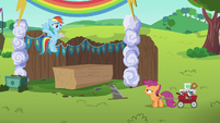 Rainbow Dash --where have you been--- S6E14