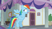 Rainbow Dash -wherever they are- S8E1
