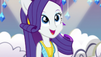 Rarity singing -it doesn't matter- EGS1