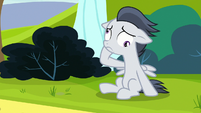 Rumble looking very dizzy S7E21