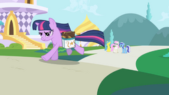1000px-Twilight Sparkle running S01E01