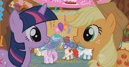 S01E12 Applejack i Twilight