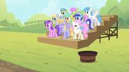 S02E05 Kucyki są na trybunach
