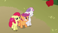 Scootaloo furious S3E04