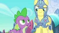 Spike --he doesn't wanna see me-- S6E16