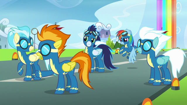 "File:Spitfire ""which pony broke protocol"" S7E7.png"