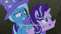 Starlight -we have to find out what's going on- S7E17