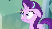 Starlight Glimmer stunned with fear S6E1