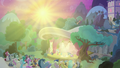 Sun shining bright over the theater S8E7.png