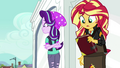 Sunset Shimmer takes her journal out of her bag EGS3.png