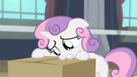 Sweetie Belle sad S4E19