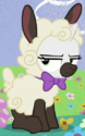 Sweetie Belle sheep costume ID S7E6