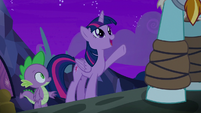 "Twilight ""official keeper of tales!"" S8E21"