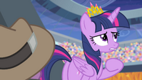 Twilight -I've totally let ponies down- S4E24