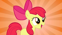 Apple Bloom 'square dancing' S1E18
