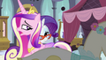 Cadance not pleased with the results of her dress S2E25.png