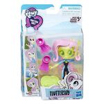 Equestria Girls Minis Fluttershy Beach packaging