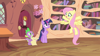 "Fluttershy ""It's not just fantastic"" S4E11"