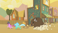 Golden Harvest In Window Buffalo Chasing Ponies S1E21.png