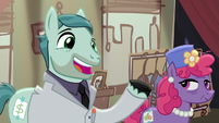 Method Mare 1 commending Coco Pommel S5E16