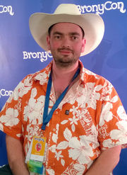 Peter New - BronyCon 2014