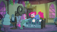 """Pinkie Pie """"by your side the whole time!"""" S7E4"""