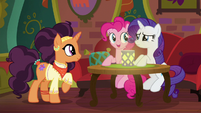 """Pinkie Pie """"how can you say no to that?"""" S6E12"""
