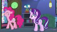 "Pinkie Pie ""just checking"" S8E3"