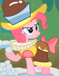 Pinkie Pie - Chancellor Puddinghead S2E11