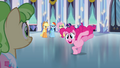 Pinkie Pie creating a distraction S03E12.png