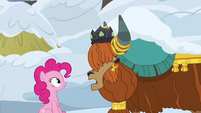 "Prince Rutherford ""the strong yaks that yaks are!"" S7E11"