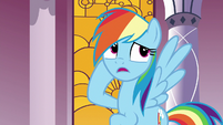 Rainbow Dash -how long will all this research take- S7E25