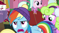 Rainbow Dash letting out a big sigh BGES1