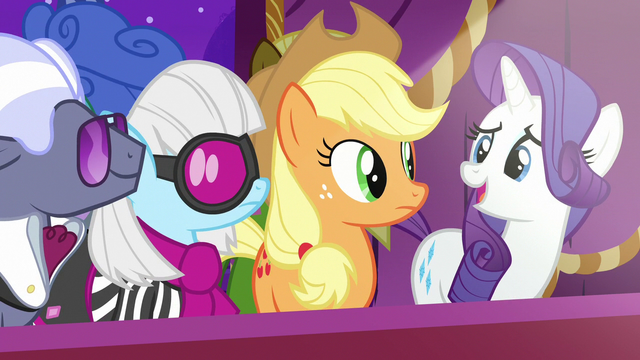 """File:Rarity """"it all comes down to you, Applejack"""" S7E9.png"""