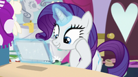 Rarity -we had that kind of fun together- S7E6