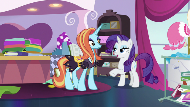 File:Rarity asks Sassy to fetch vermilion satin S7E6.png