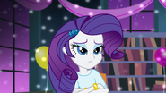 Rarity looking bored EG2
