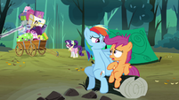 Scootaloo 'A day or night in my life' S3E6
