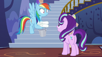 Starlight --did you find a place to chillax-- S6E21