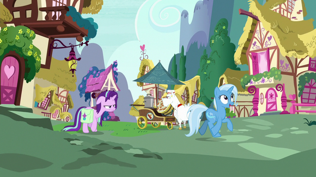 File:Starlight and Trixie return to Ponyville S7E2.png