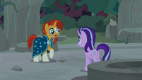 "Sunburst ""magic like that would leave an impression"" S7E25"